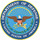 Logo: United States of America Department of Defense