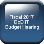 IT Budget Hearing