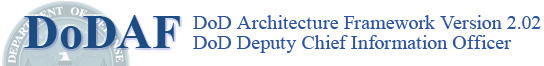 DODAF - DOD Architecture Framework Version 2.02 - DOD Deputy Chief Information Officer