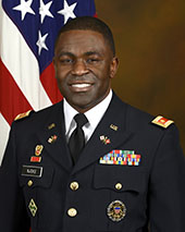 Photograph of Major Njoku